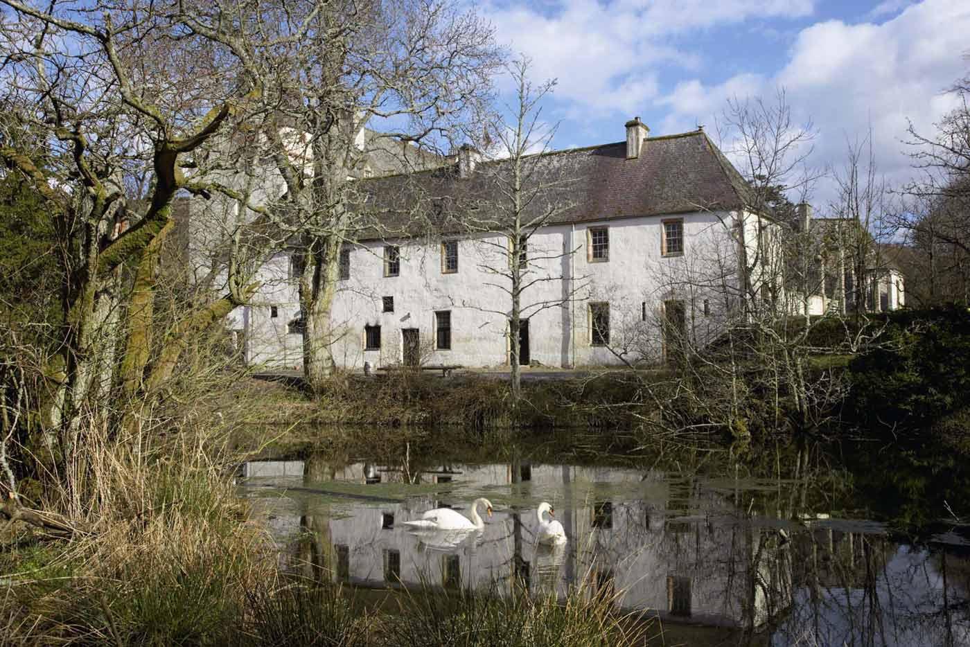 Traquair House, la maison la plus ancienne habitée en Ecosse