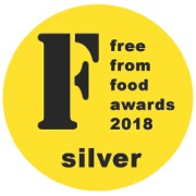 "GOLDFINCH IPA, Black Isle's gluten-free ""Breakfast Beer"", is a medal-winner once again at the BRITISH FREE FROM awards in 2018."